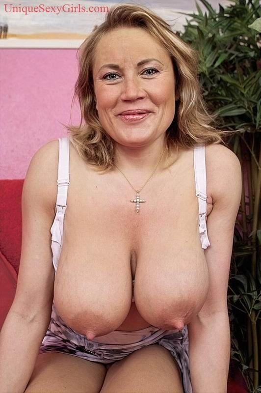Big tits older