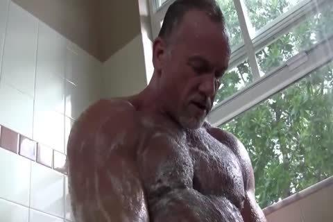 Muscled daddy