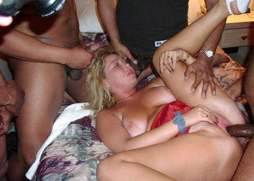 Hotwife party
