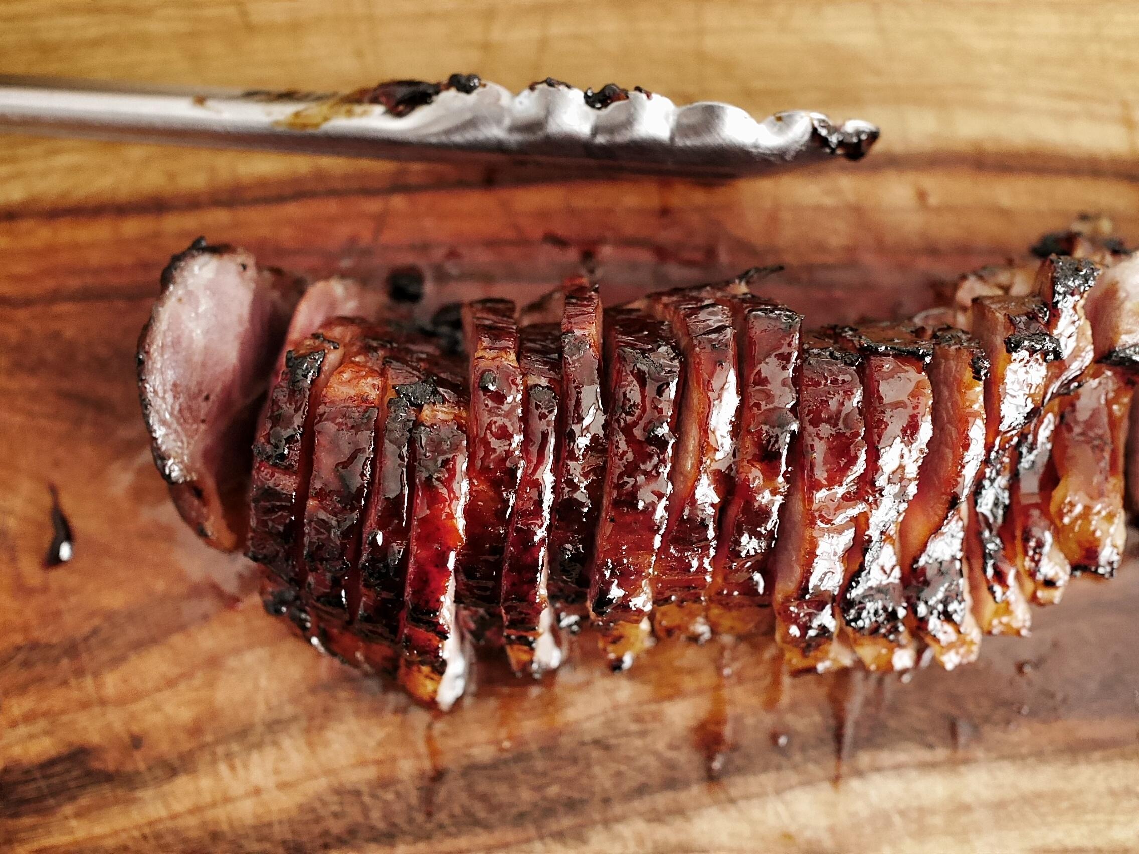 Fullback reccomend Asian marinated pork