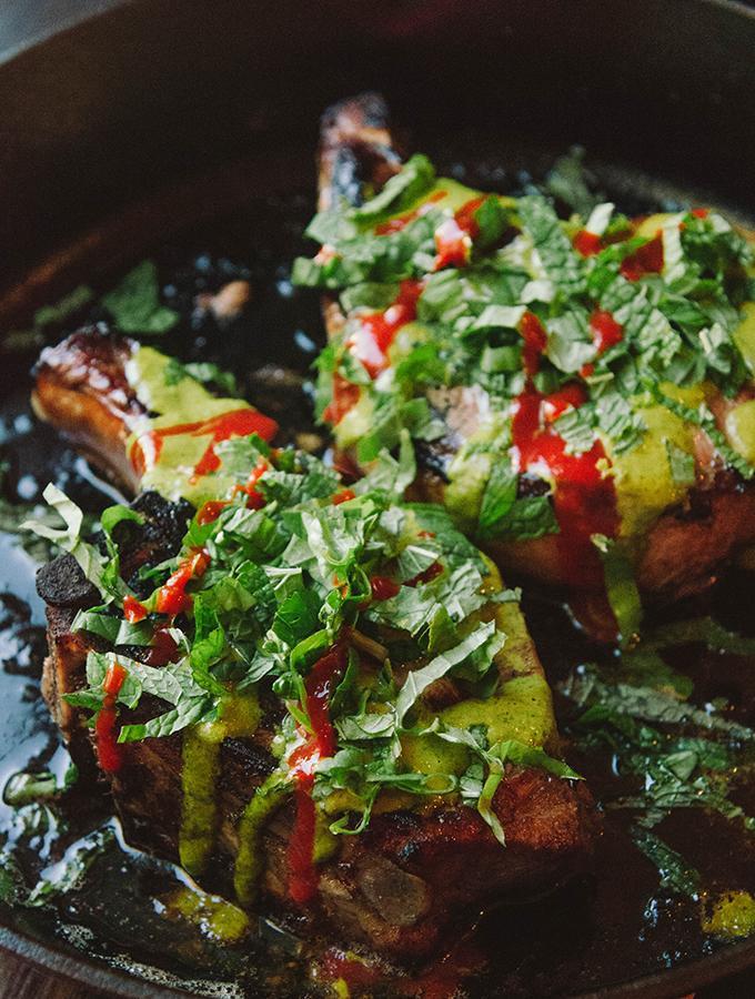 best of Pork Asian marinated