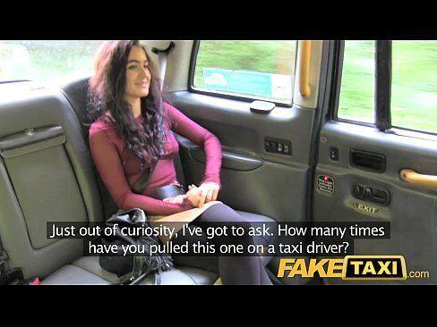 Underdog reccomend fake taxi pussy creampie