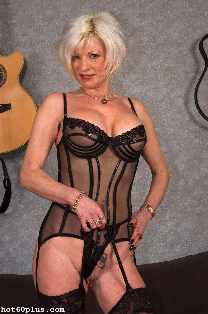 best of Granny hot blonde