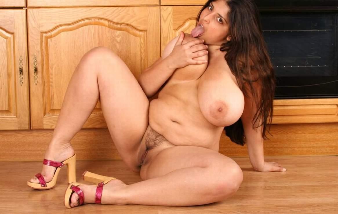 Large boob anal