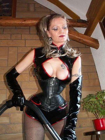 Tight corset domination sex