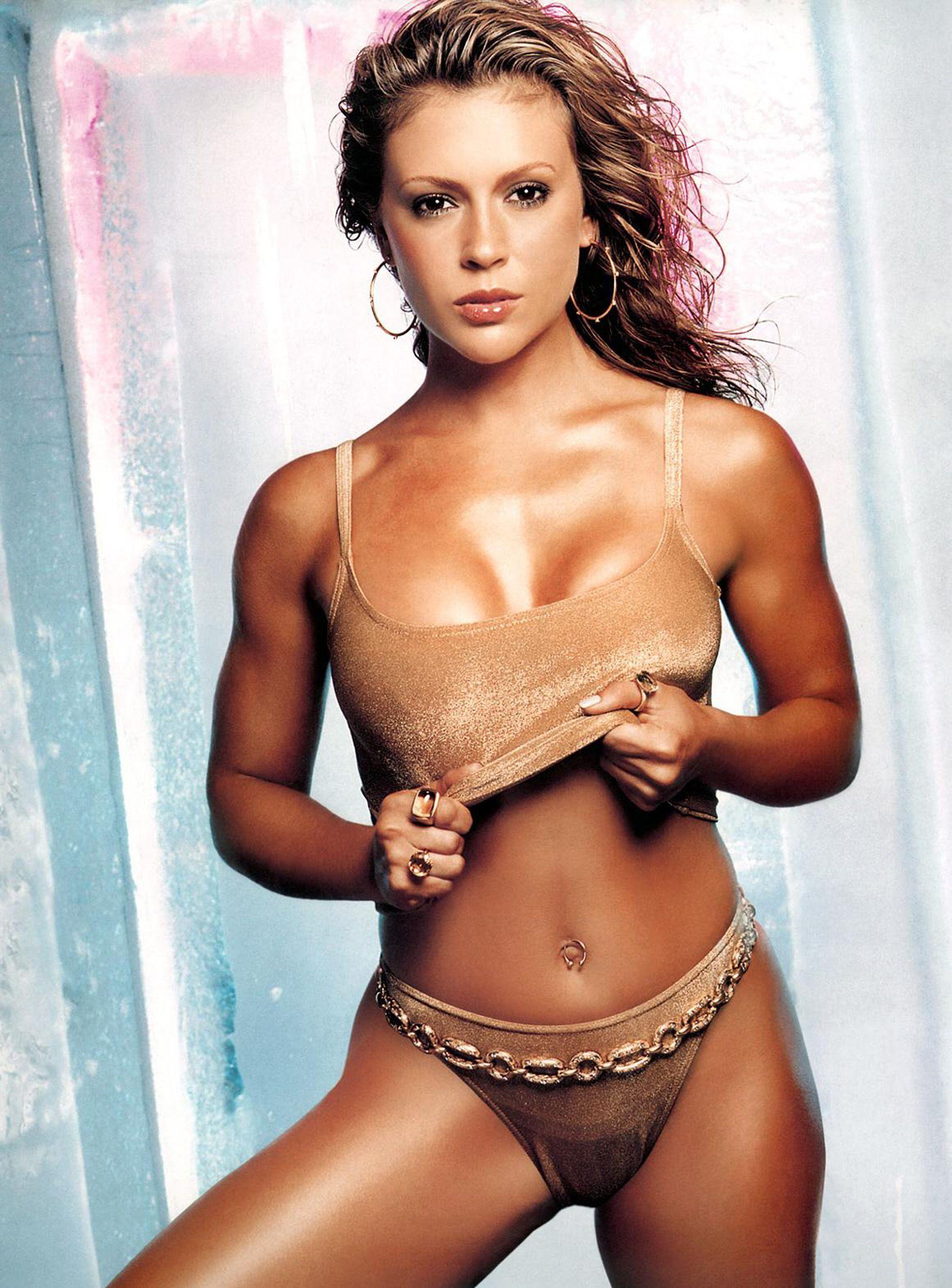 best of Milanno nude pics Alyssa