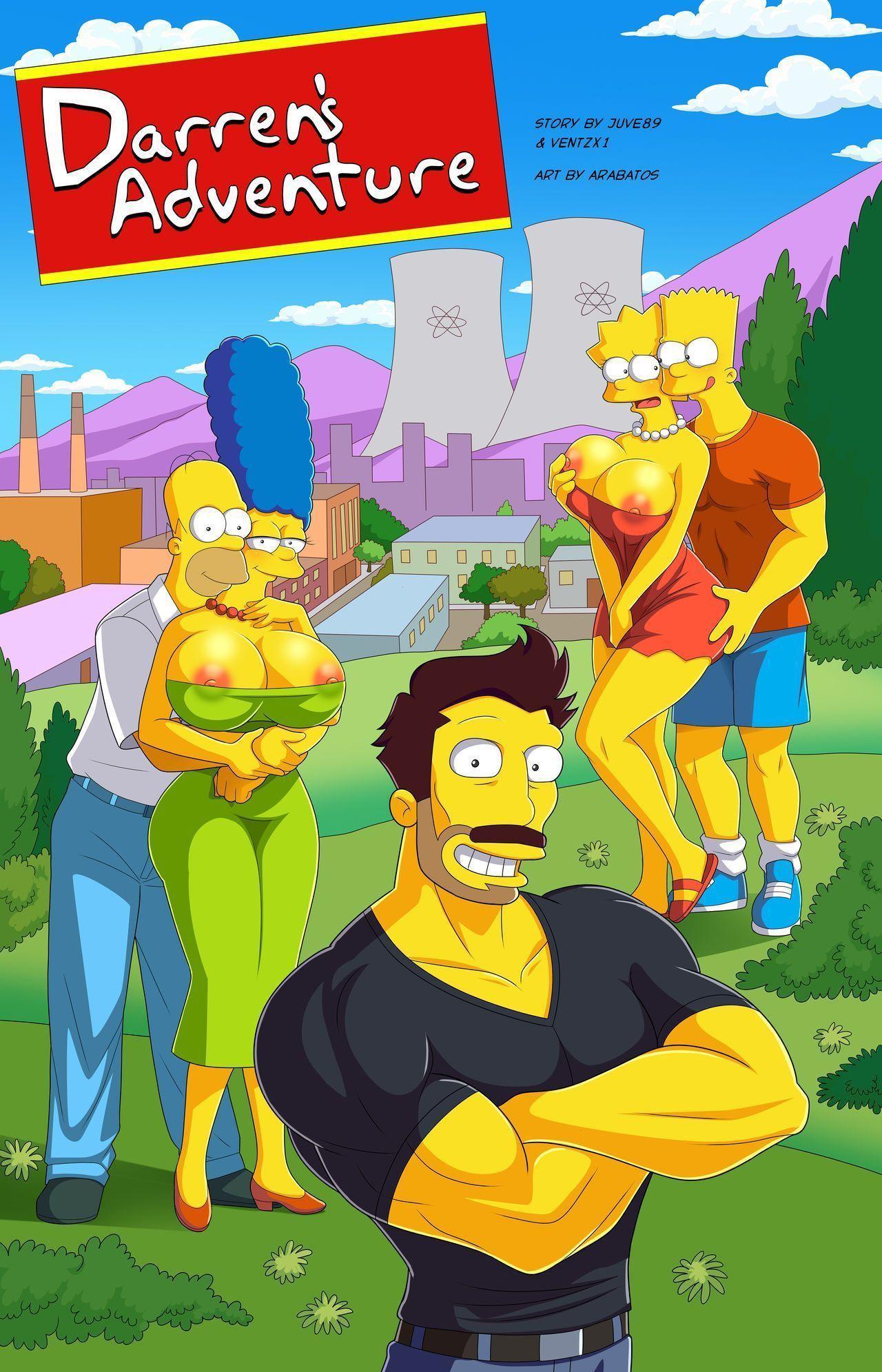 Bart teacher hentai