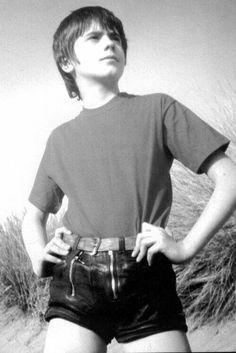 Boyscout uniform shorts fetish