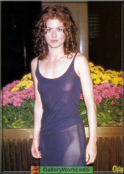 nackt Messing Debra Debra Messing