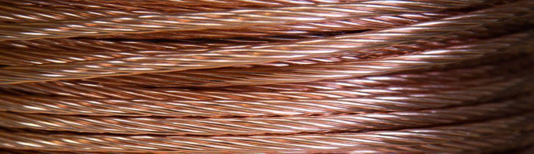 Sinker reccomend Copper earth strip