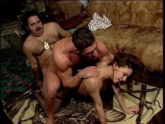 Male masturbation with pillow