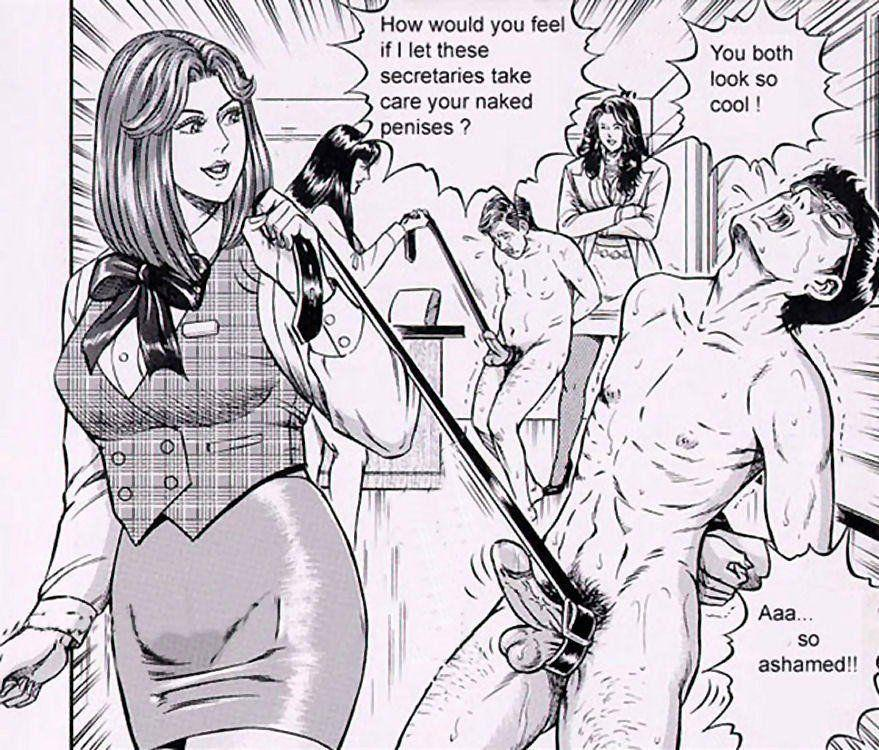 best of Hentai Dominant woman
