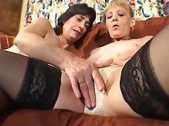Mature women masturbating in panties Mature Woman Masturbates With Panties Porn Tube