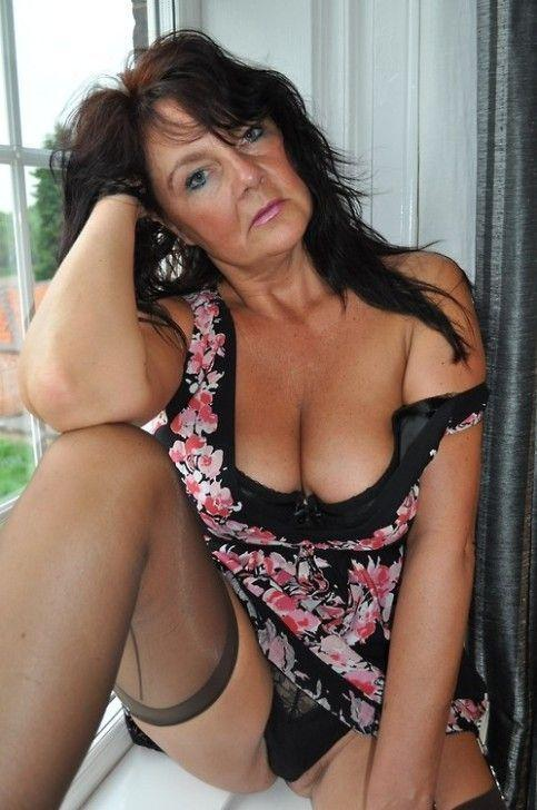 Hairy women Hot mature