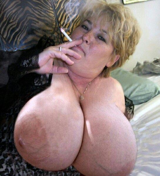 mature monster tits