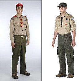 Bad M. F. reccomend Boyscout uniform shorts fetish