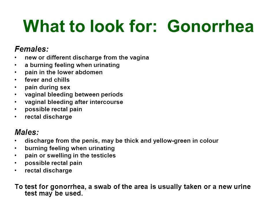 Duchess reccomend Gonorrhea pictures vagina