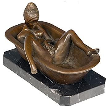 Erotic female figurines