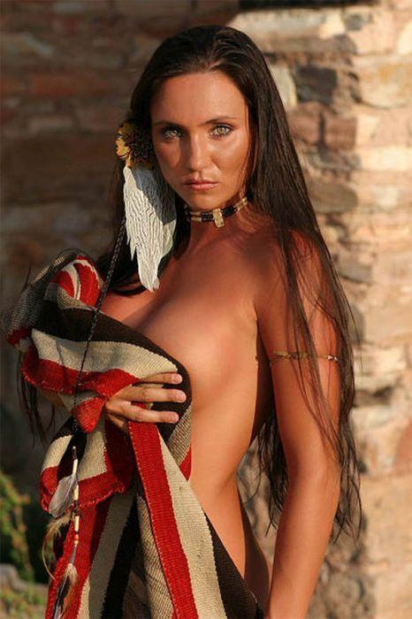 Native americans hot women