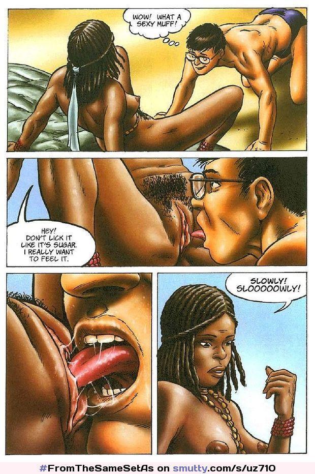 Right pussy lick comics