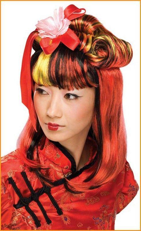 Robin H. reccomend Asian style wigs