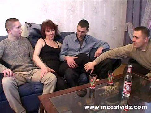 Crystal reccomend Mother and son gangbang