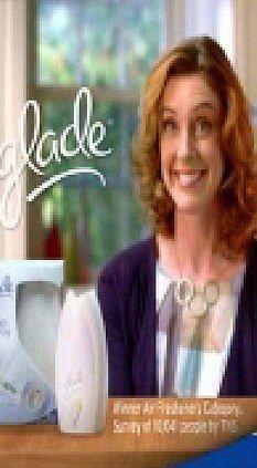 Crunchie reccomend Glade air fresheners hot redhead