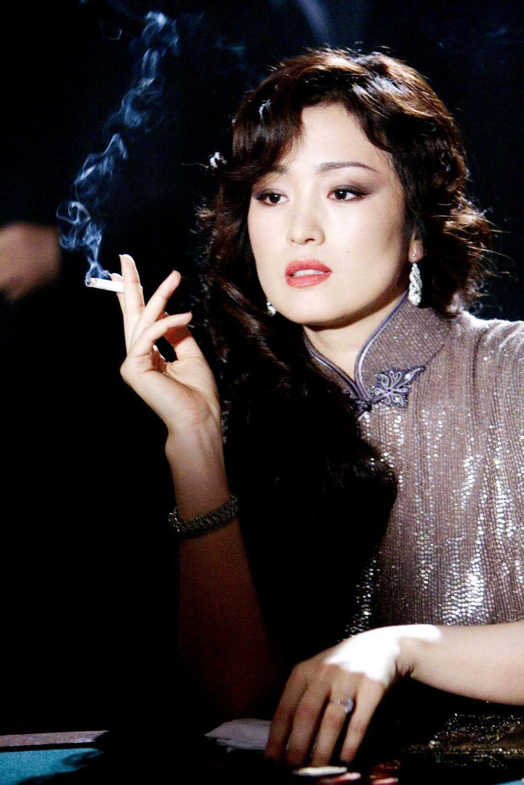 best of Smoking Asian fetish girl