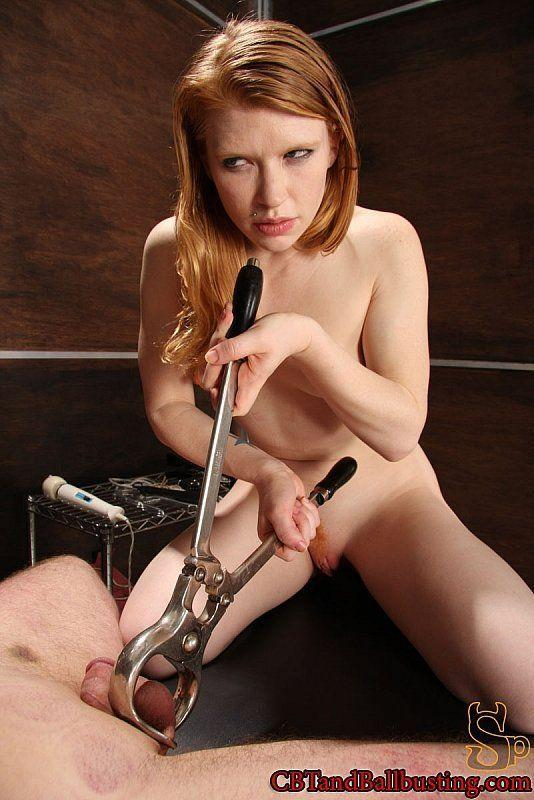 Femdom interogation castration good phrase