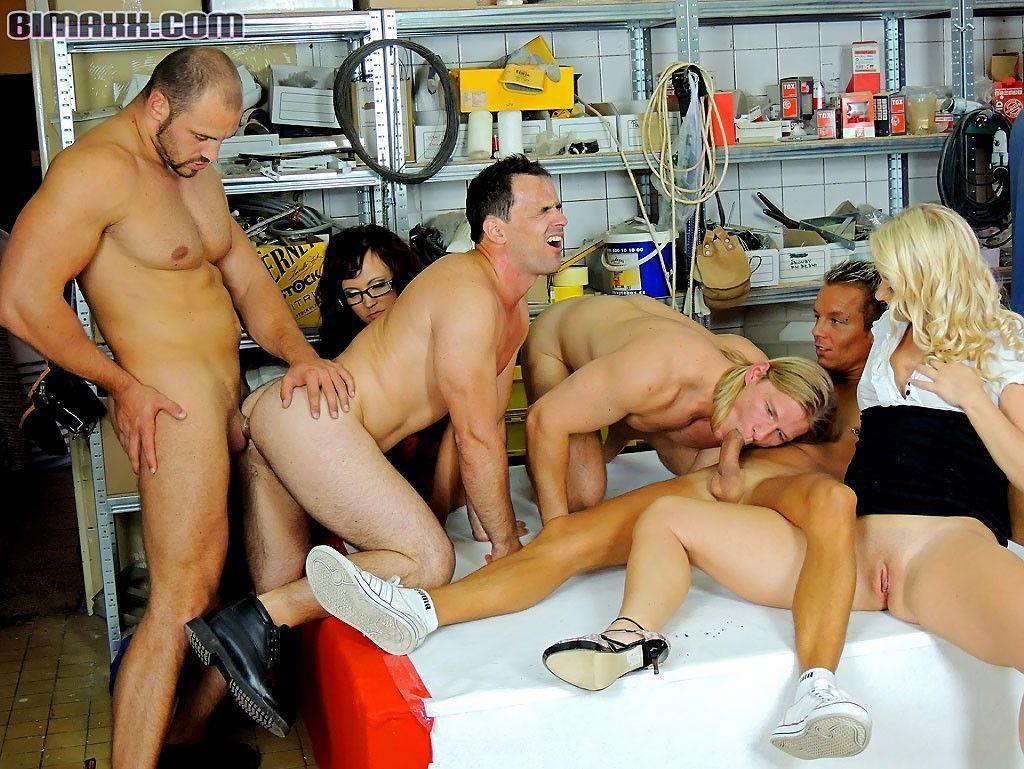 Consider, that other each with orgy partygoers sex love good result will