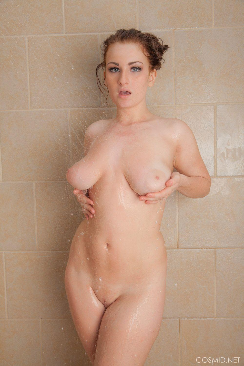 Shower nude galleries