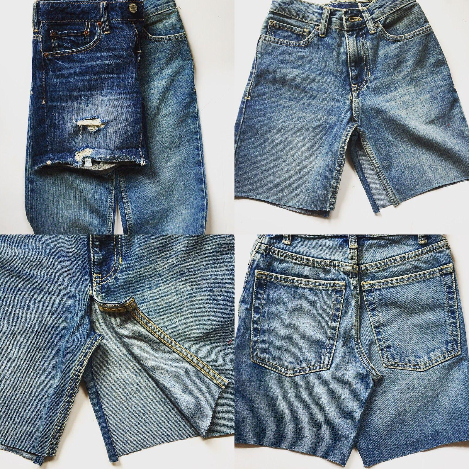 best of Make a to jeans How denim skirt from
