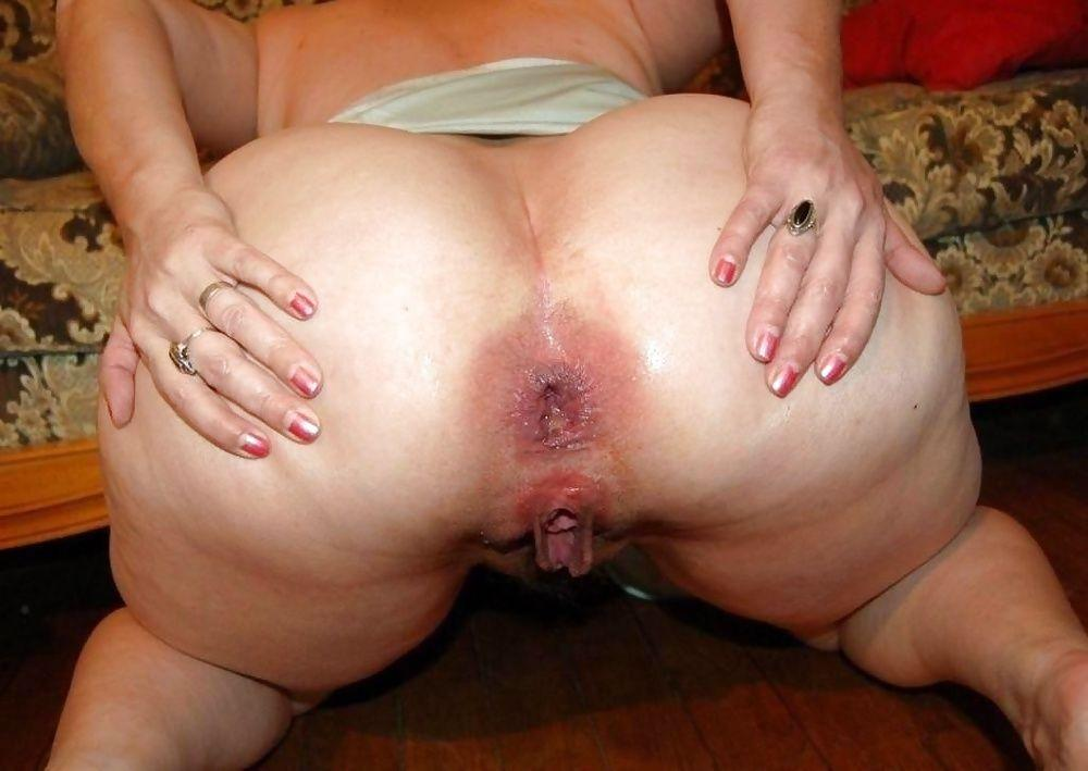 Huge gaping ass hole video