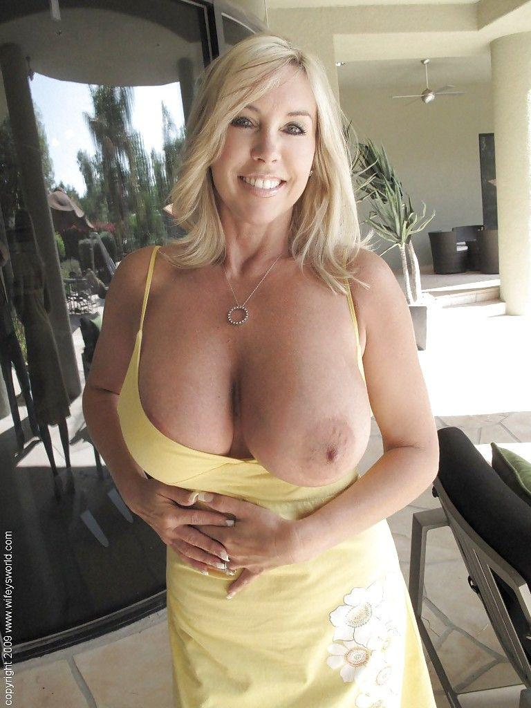 Massive mature titties, tiffany taylor nude fake
