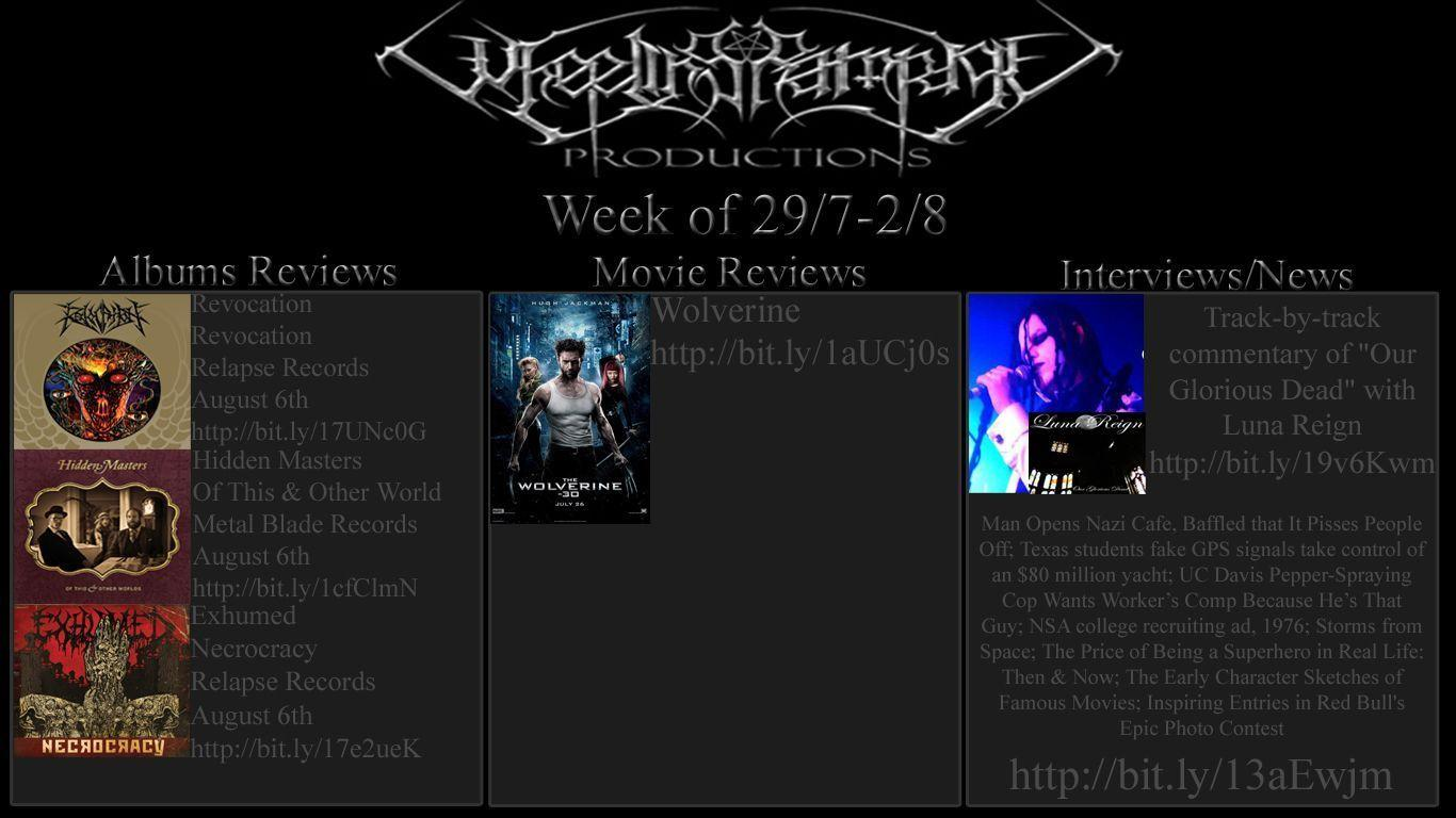 best of Piss Otherworld productions