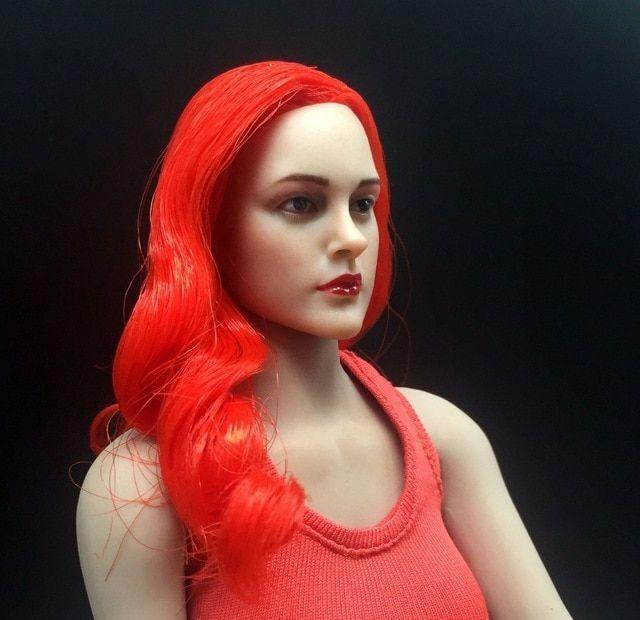 Pistol reccomend Redhead figure photos